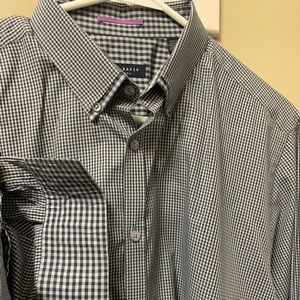 Ted Baker London casual button down L/S shirt